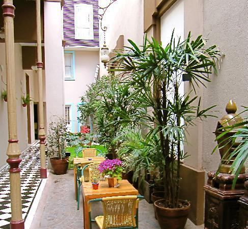 Hotel Boutique Raco de Buenos Aires : Courtyard