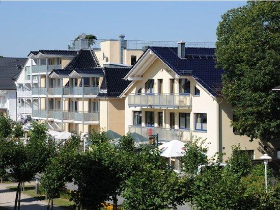Ostseehotel Ruegen: Ostseehotel Rügen - 150m bis zum Ostseestrand
