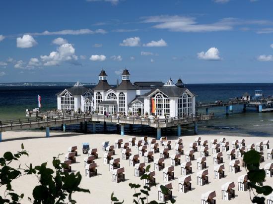 Ostseehotel Ruegen: Selliner Seebrücke