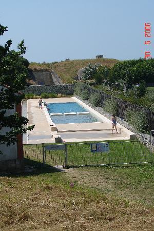 Ile d'Aix, ฝรั่งเศส: la piscine de la residence