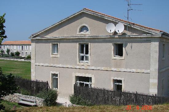 Ile d'Aix, ฝรั่งเศส: le batiment et le premier etage