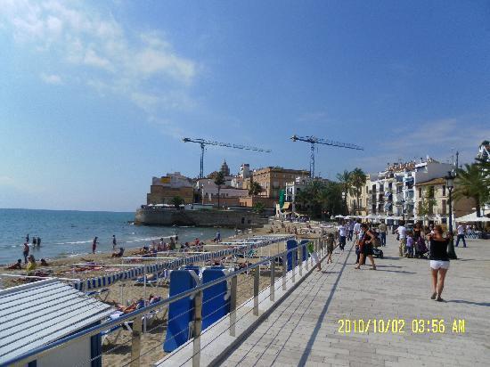 San Sebastian Playa Hotel: Beach