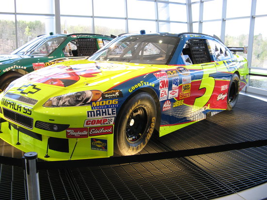 Hendrick Motorsports Complex Charlotte All You Need To