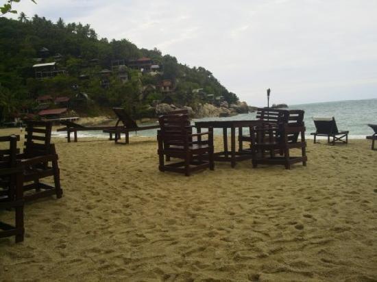 Mai Pen Rai Bungalows: the atmosphere