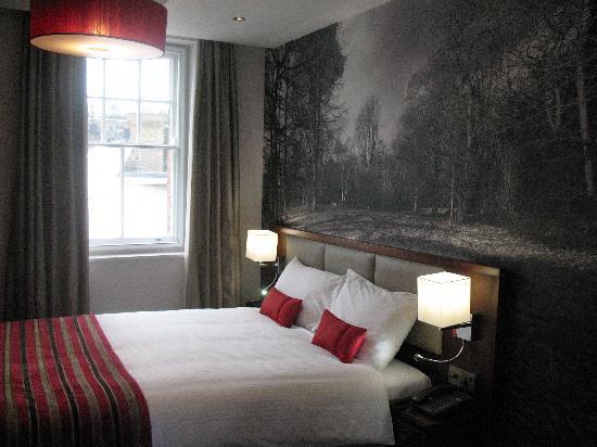 BEST WESTERN Seraphine Kensington Olympia Hotel: Room 202