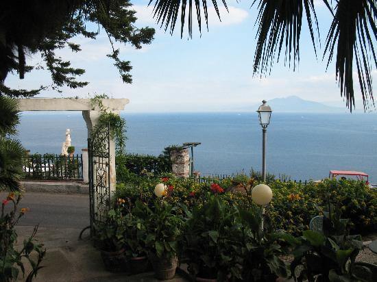 Hotel San Michele: Eingangsbereich Hotel