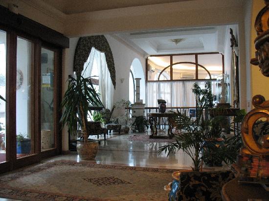 Hotel San Michele: Eingangsbereich Hotel II