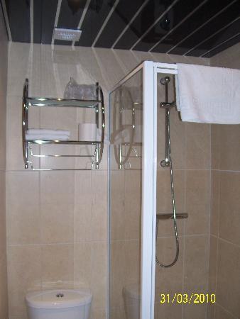 The Trafford Hotel: en-suite