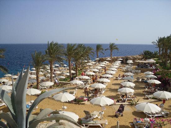 Stella Di Mare Beach Hotel & Spa: Accès au bord de mer depuis l'hôtel