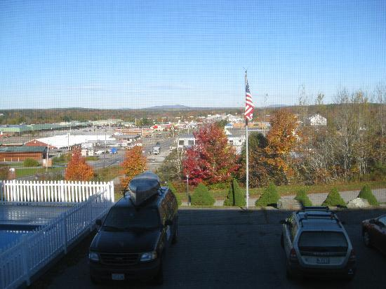 Ellsworth, ME : View from our room