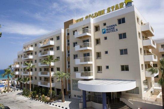 SunConnect Protaras Beach - Golden Star Hotel : GOLDEN STAR 1