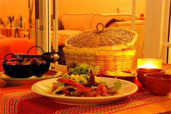 El Sol Gambia : A fine Fajita at El Sol