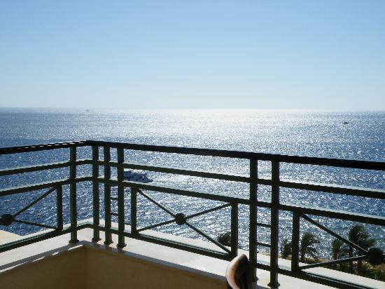 Stella Di Mare Beach Hotel & Spa: Sea view.