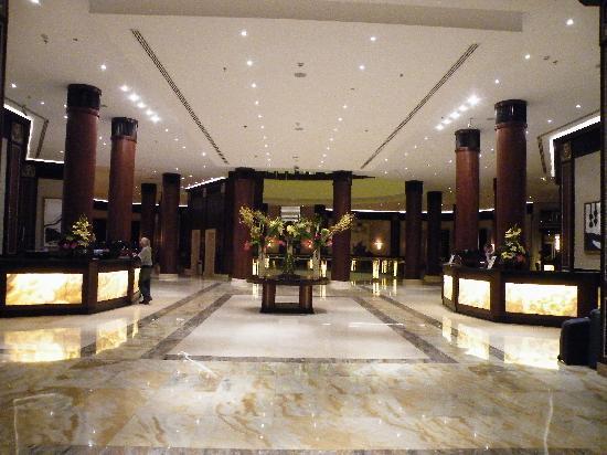 Stella Di Mare Beach Hotel & Spa: Reception.