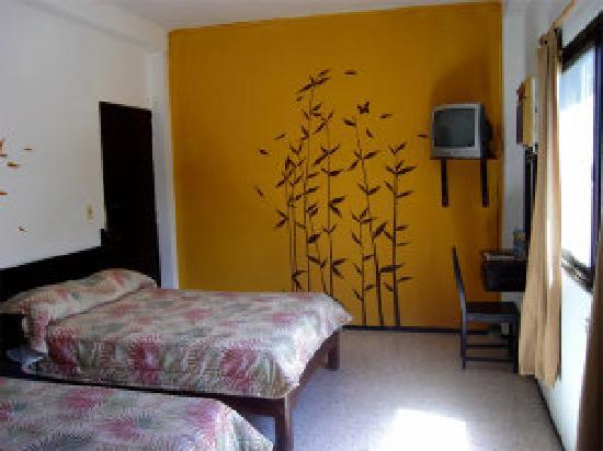 Casa Luna Cancun: Habitacion Doble