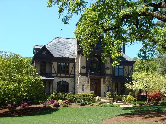 Напа, Калифорния: Beringer winery
