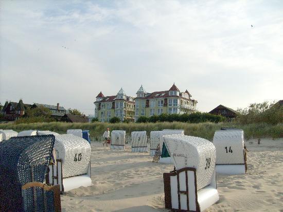 Spa Hotel In Zinnowitz