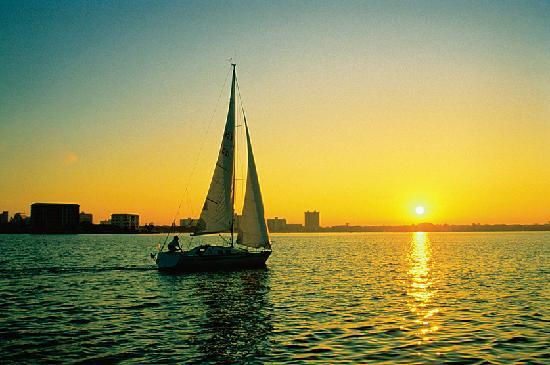 Florida: Sailing Sarasota Bay
