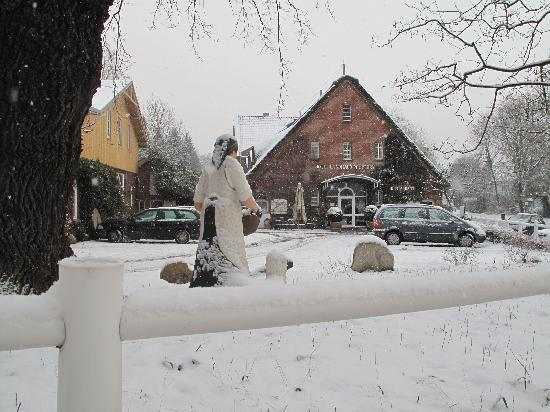 Restaurant Landhaus Flottbek: Es handelt sich wirklich um ein Landhaus mitten in Hamburg