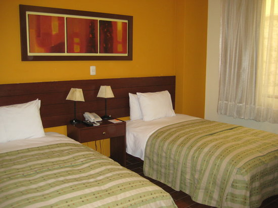 Los Tambos: Double room