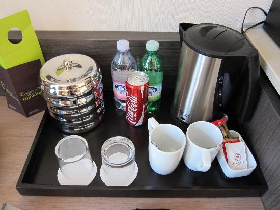 Sheraton Milan Malpensa Airport Hotel & Conference Centre: Standard Room - Minibar