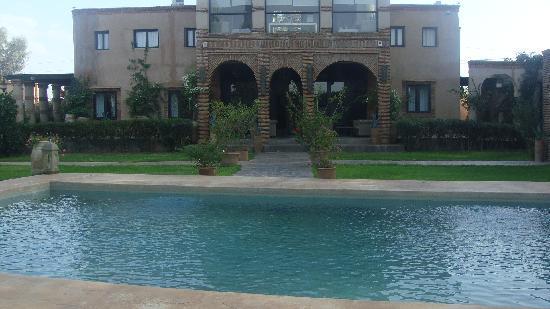 Riad Tammou : villa