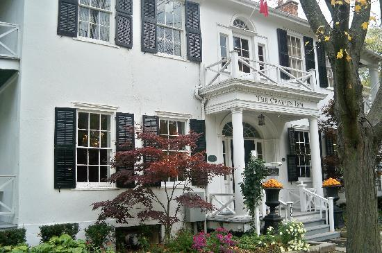 The Charles Hotel: The front of the Inn