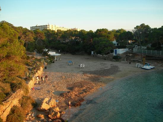 Fiesta Hotel Tanit: spiaggia