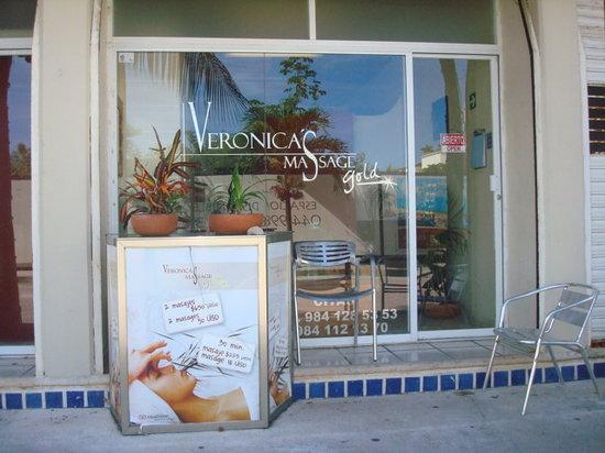 Veronica's Massage Gold