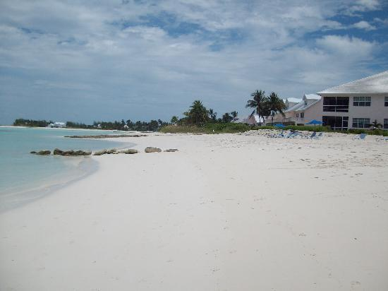 Treasure Cay, Great Abaco Island: the best beach