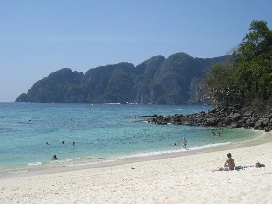 Phi Phi Paradise Pearl Resort: Your own private beach