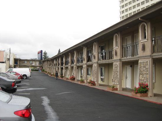 Stone Villa Inn San Mateo - San Francisco SFO: Stone Villa Inn