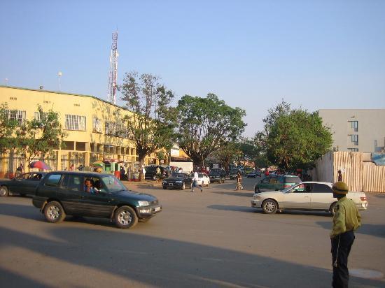 Hotel Cosmopolite: Avenue Lomami, Lubumbashi