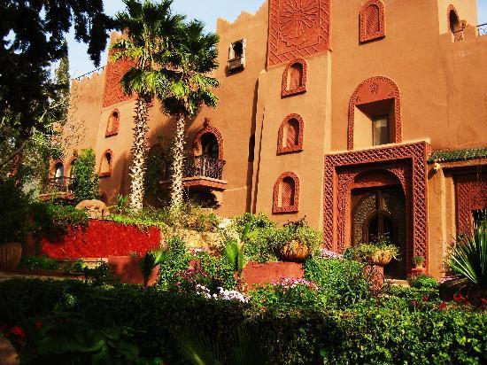 La Mamounia Marrakech : Hotel grounds