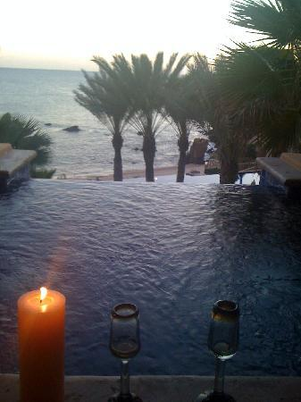 Esperanza - An Auberge Resort: View from our spa
