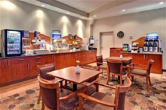 Holiday Inn Express Hotel & Suites Edmonton South: Express Start Breakfast - 2nd view