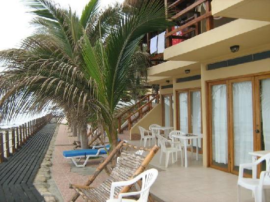 Punta del Mar: hall de la habitacion