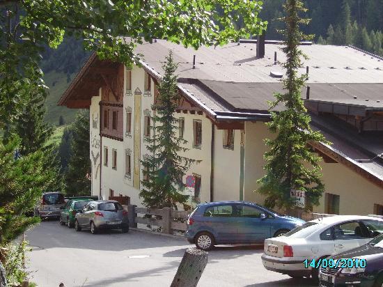 St Anton Austria Hotel Kertess