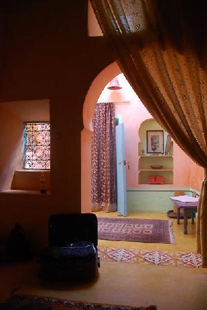 Chambre Orange - Picture of Maison d\'Hotes Bab el Maader, Tiznit ...