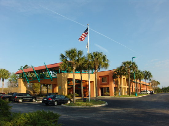 Hampton Inn Brooksville / Dade City: The wonderful Florida weather at our property