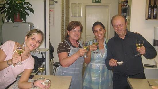Magici Sapori: My family with Giuseppe