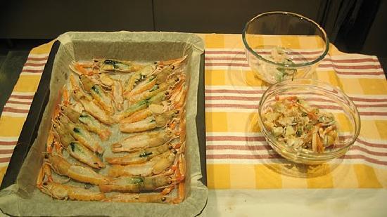 Magici Sapori: Preparations for the most wonderful risotto