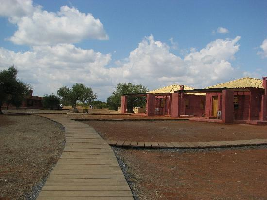 Eumelia Organic Agrotourism Farm & Guesthouse: outside