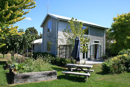Korohi Vineyard B&B : The B&B