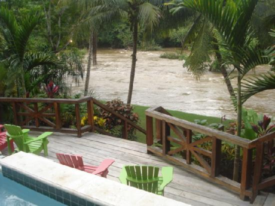 Mahogany Hall Boutique Resort : this is it!
