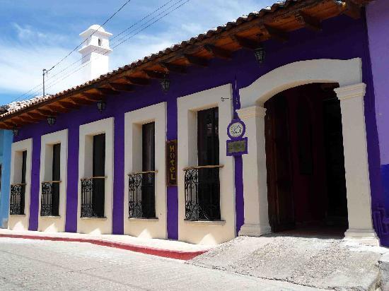 Villas Casa Morada: Fassade - Fachada