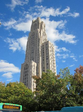 ‪بيتسبيرغ, بنسيلفانيا: Cathedral of Learning‬
