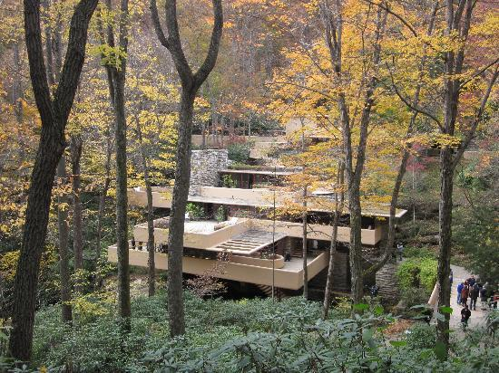 Pittsburgh, Pennsylvanie : Falling Water