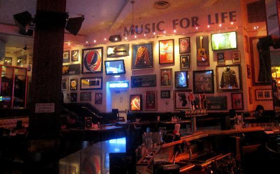 Hard Rock Cafe Happy Hour Las Vegas