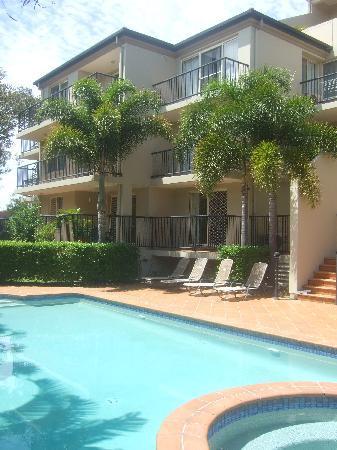 Sunset Island Resort: Pool area
